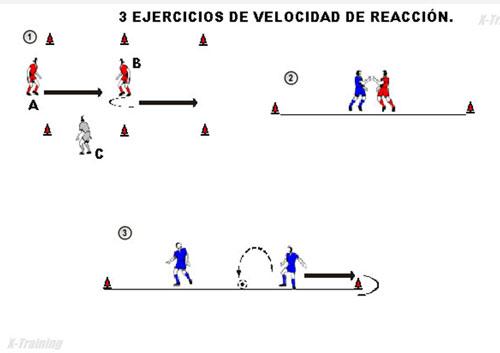Juegos de velocidad de desplazamiento educacion fisica